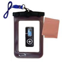 Gomadic clean and dry waterproof protective case suitablefor