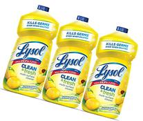 Lysol Clean & Fresh Multi-Surface Cleaner, Sparkling Lemon