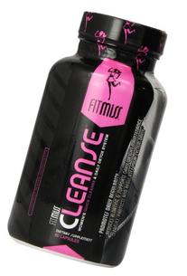 Fitmiss Cleanse & Daily Detox System,1350mg Capsules, 60