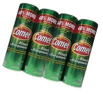 Comet Cleanser with Bleach - 25 Oz