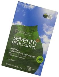 Seventh Generation Free & Clear Auto Dish Powder, 75 oz