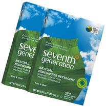 Seventh Generation Free Clear Automatic Dishwasher Powder,