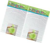 Large Clear Cellophane Gift Bags, 6ct