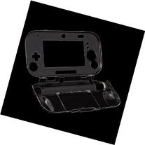 Clear Crystal Hard Case Skin Cover for Nintendo Wii U