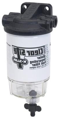 Moeller Clear Site Water Separating Fuel Filter System for