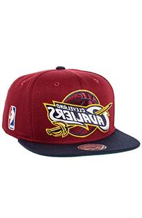 Mitchell & Ness Men's Cleveland Cavaliers XL Logo Two Tone