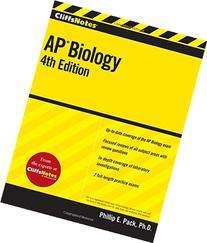 CliffsNotes AP Biology, Fourth Edition