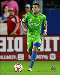 Clint Dempsey Seattle Sounders 2014 MLS Action Photo