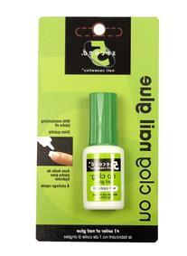 5 Second Nail No-clog Nail Glue, 3-Gram