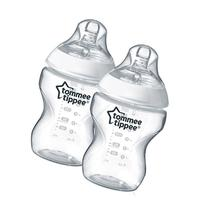 Tommee Tippee Closer to Nature Bottles, 9 Ounce, 2 Count