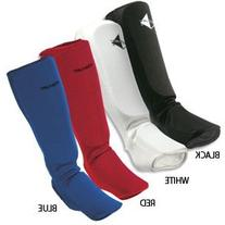 Century Cloth Shin & Instep Pad blue adult X-Large