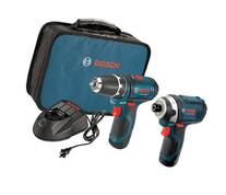 Bosch Power Tools Drill Kit - CLPK22-120, BC330 - 12-Volt,