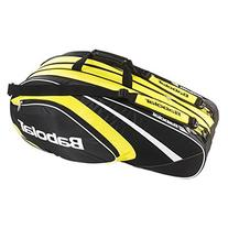 BABOLAT Club Line 12 Racquet Bag, Yellow, One Size