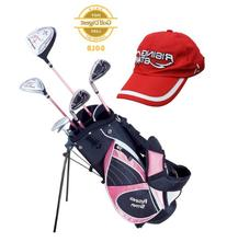 Paragon Golf Girls Golf Club Set, Pink, Ages 5-7 - Right
