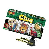 Clue The Classic Edition with Storage Bag