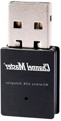 Channel Master CM-7500XWF IEEE 802.11n - Wi-Fi Adapter - USB