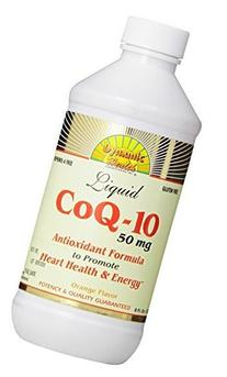 DYNAMIC HEALTH CO-Q-10 LIQ 50 MG, 8 FZ