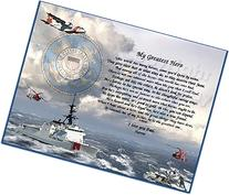 Your Coast Guard Hero.. This Coast Guard Keepsake is for any