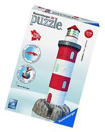Ravensburger Coastal Lighthouse - 3D Puzzle