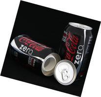 Coca Cola Zero Diversion Safe Can Hidden Stash+Free Pack of