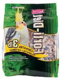Kaytee Pet #50199 3LB Cockatiel Food