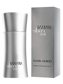 Giorgio Armani Code Ice Eau De Toilette Spray, 1.7 Ounce
