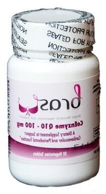 BRAS CoEnzyme Q10 - 100 mg