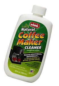 Whink Natural Coffee Maker Cleaner, 3 Count, 10 Ounce