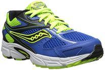 Saucony Cohesion 8 LTT Sneaker ,Blue/Citron/Black,11 W US