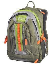 "JanSport Coho Backpack - Green Machine/Jamaican Green / 19""H"