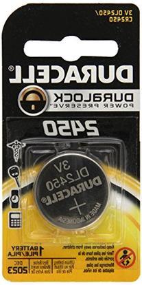 Duracell Coin Button 2450 Battery