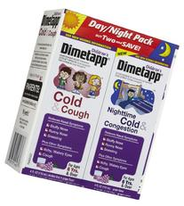 Dimetapp Children's Cold & Congestion Daytime/Nighttime