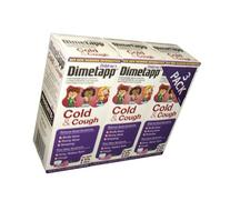 Children's Dimetapp Cold and Cough Grape Flavored Cough
