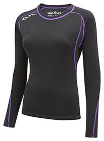 SUB Sports COLD Womens Fitted Merino Wool Base Layer - Long