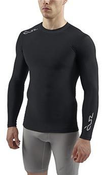 SUB Sports COLD Mens Compression Shirt - Long Sleeve Top