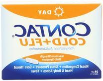 Contac Cold Plus Flu Maximum Strength Non-drowsy Formula -