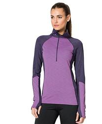 Under Armour Coldgear Cozy 1/2 Zip - Women's Aqueduct /