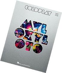 Hal Leonard Coldplay - Mylo Xyloto