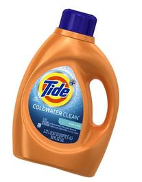 Tide Coldwater Clean Fresh Scent Liquid Laundry Detergent,