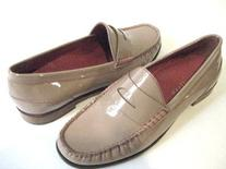 COLE HAAN LAUREL MOC LOAFER COVE PATNET WOMEN SHOES SIZE 6 B