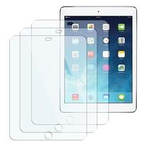 eTECH Collection 3 Pack of Clear Screen Protector for Apple
