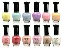 Kleancolor Collection - Beautiful Assorted Pastel Nail