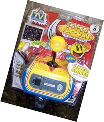 SUPER PAC-MAN COLLECTION: Plug & Play TV Games  Edition 3