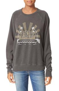 Women's The Great. The College French Terry Sweatshirt