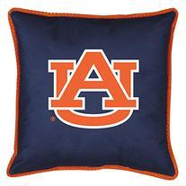 Sports Coverage Inc. NCAA Auburn Sidelines Throw Pillow