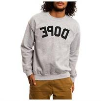 DOPE Mens The Collegiate Crewneck Sweatshirt