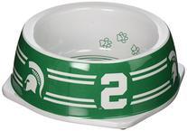 Sporty K9 Collegiate Michigan State Spartans Pet Bowl, Small