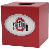 Fan Creations Collegiate Tissue Box Cover