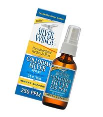 Natural Path Silver Wings Colloidal Silver Mineral