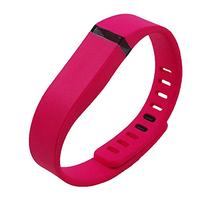 Yakamoz Colorful Replacement Accessory Wrist Band for Fitbit